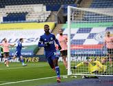 Leicester City prolonge Kelechi Iheanacho jusqu'en 2024