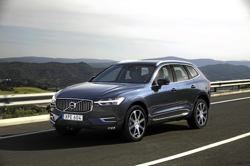 Keeping it in the family: The new XC60 has some familiarity with other Volvo models but at the same time retains its identity. Picture: SUPPLIED