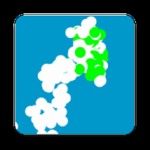 バブル 動作 LOGO-玩APPs