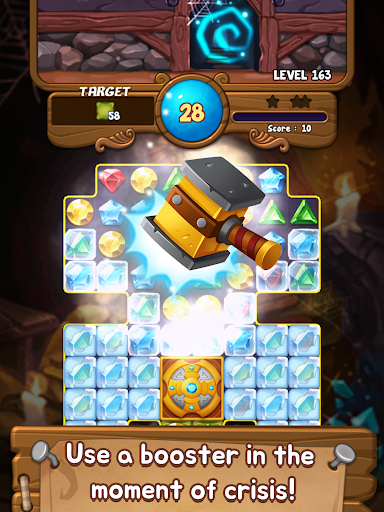 Jewels Time : Endless match 2.3.2 screenshots 20