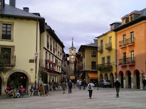 Photo: Etapa 22. Plaza Virgen de la Encina. Ponferrada.