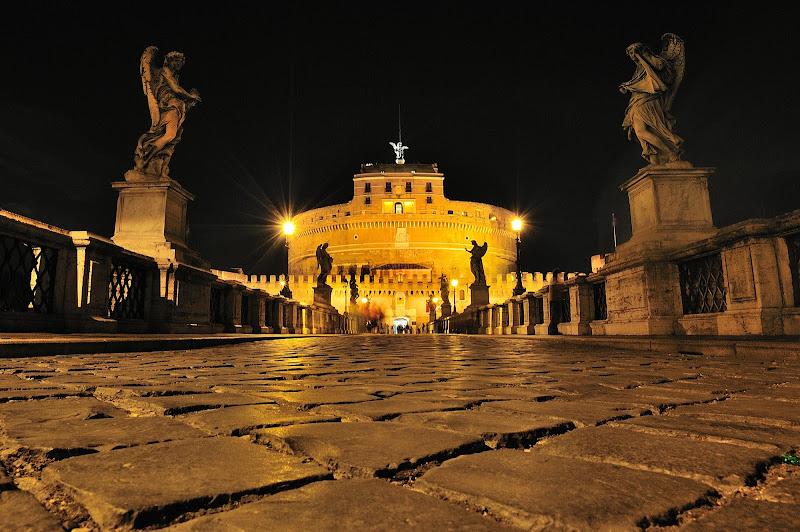 Roma di Notte di Domenico Cippitelli