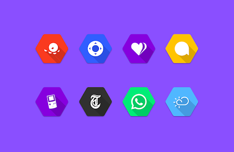 Policon Icon Pack Free Screenshot
