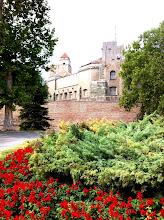 Photo: View of Kalemegdan  Citadel.  Belgrade.