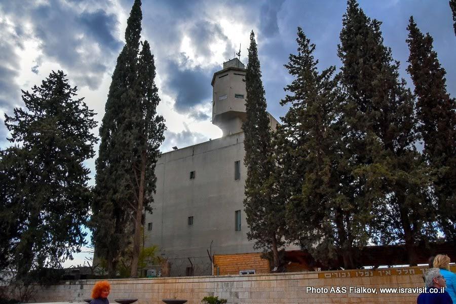 Форт Коах. Экскурсия на севере Израиля.