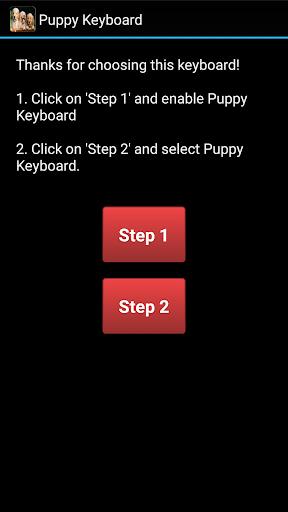 【免費個人化App】Puppy Keyboard-APP點子