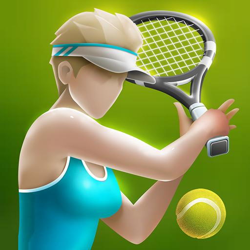 Tennis Stars Icon