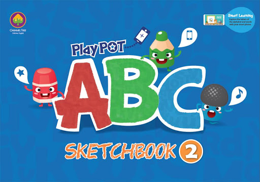 Play POT ABC Sketchbook 2