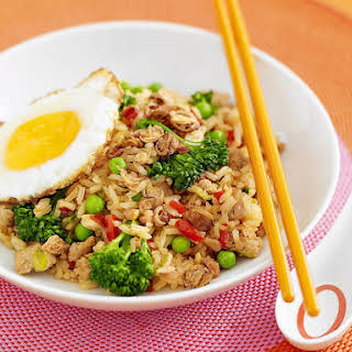 Indonesian Fried Rice.