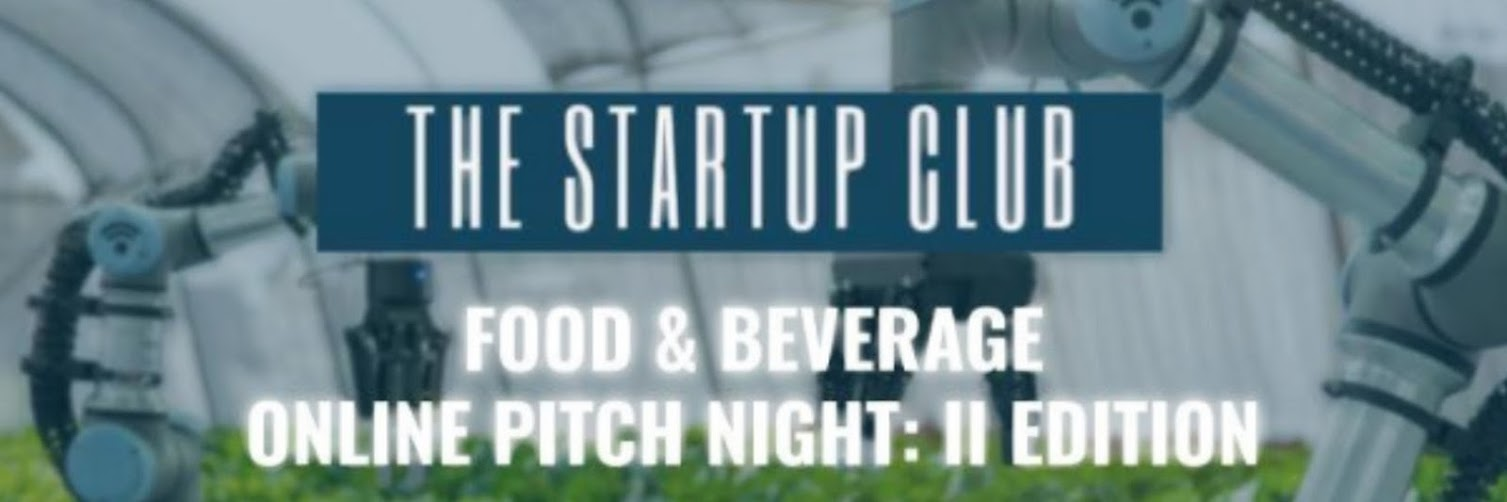 Food & Beverage Pitch Night