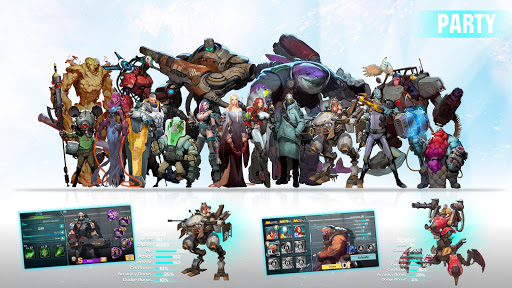 Ark of War: Republic 1.7.0 screenshots 4