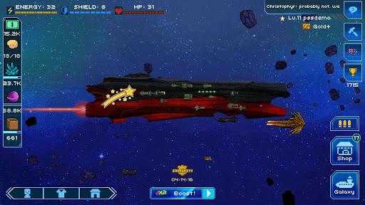 Pixel Starshipsu2122 0.949.7 screenshots 8