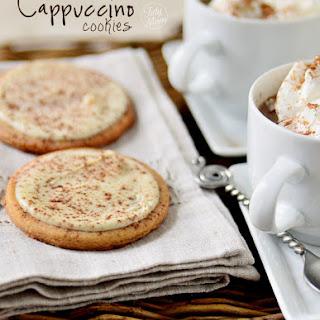 Cappuccino Cookies.