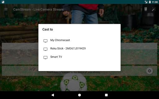 CamStream - Live Camera Streaming 1.0.3e screenshots 21