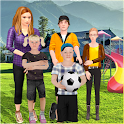 High School Kids Summer Vacation Adventure icon