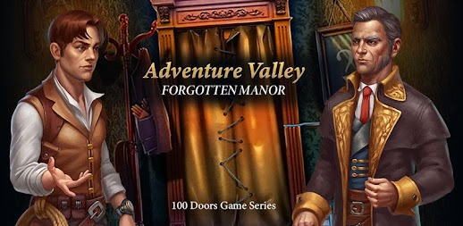 Adventure Valley: Forgotten Manor (100 doors) APK