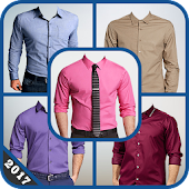 Men Formal Shirt Photo Suit