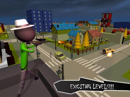 Stickman Crime City Escape- screenshot thumbnail
