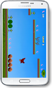 Chicken On A Hoverboard screenshot 3