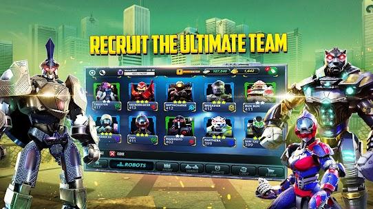 World Robot Boxing 2 Apk Mod Poder Infinito 5