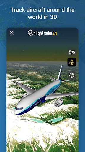 Flightradar24 Flight Tracker 8.9.0 screenshots 7