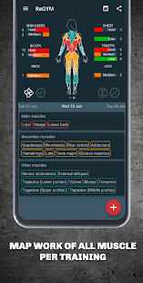App ReGYM - workout diary (fitness & powerlifting) APK for Windows Phone