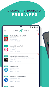 AppsFree – Paid apps and games for free (MOD, AD-Free) v5.0 1