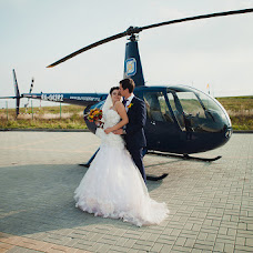 Wedding photographer Anastasiya Zabolotkina (Nastasja). Photo of 31.10.2014