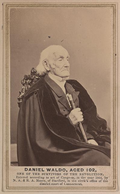 Daniel Waldo, a Revolutionary Veteran.