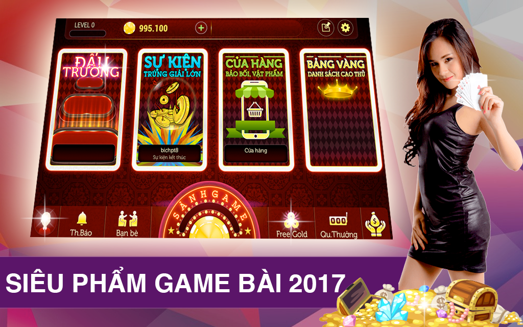 Dau Truong 68 - Game Danh Bai Doi Thuong VIP- screenshot