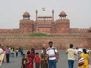 Photo: Red fort