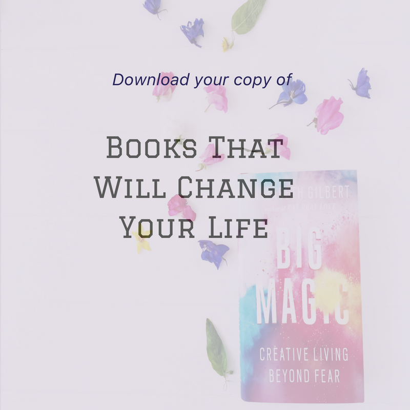 Do you wish you knew what books to read to live your BEST life? Then get this free ebook!
