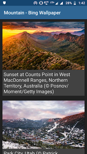 Screenshot for DailyCover Pro in United States Play Store