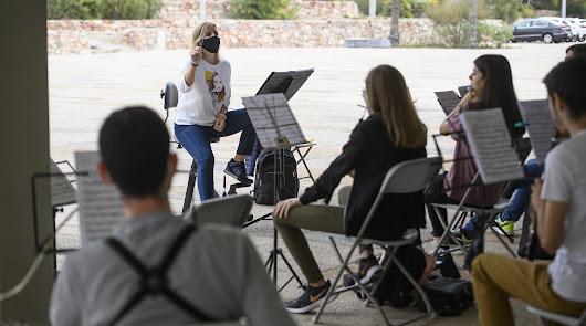 La Orquesta Infantil de Almería y la Orquesta Joven abren la nueva temporada