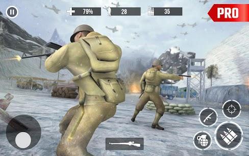 Call of Sniper Pro Apk: World War 2 Sniper Games 7