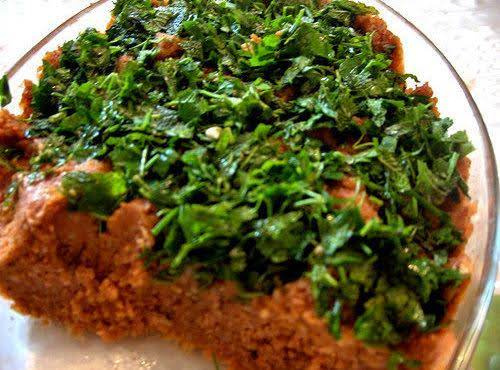 Eetch Cracked Wheat (healthy Bulgur Salad) Recipe
