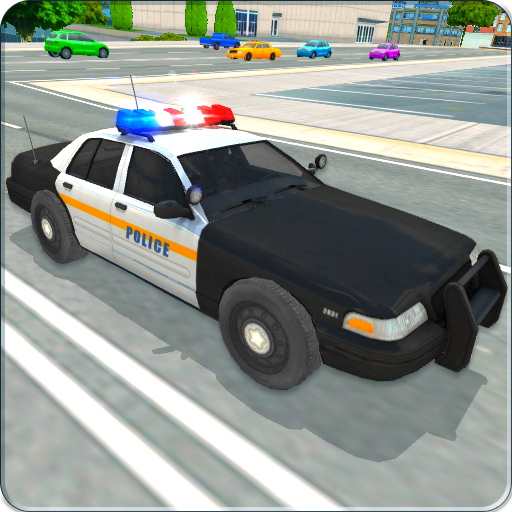 Police Car Crazy Drivers (game)