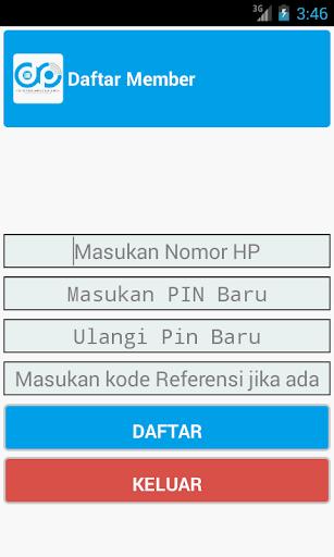 AppDistro e-Pulsa SMI 1.13 screenshots 4