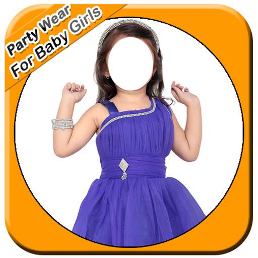 Party Wear For Baby Girls