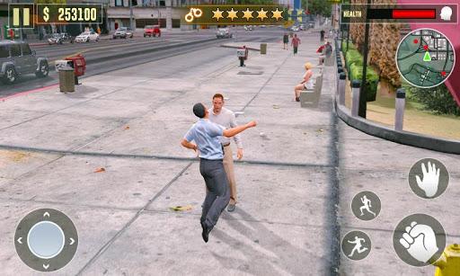 Real Gangster Street Crime Vegas 2019 apkmartins screenshots 1