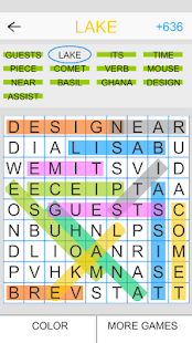 Word Search Games - Free- screenshot thumbnail