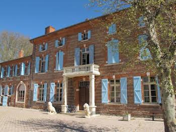 Château 18 pièces 850 m2