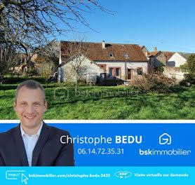 maison à Saint-Brisson-sur-Loire (45)
