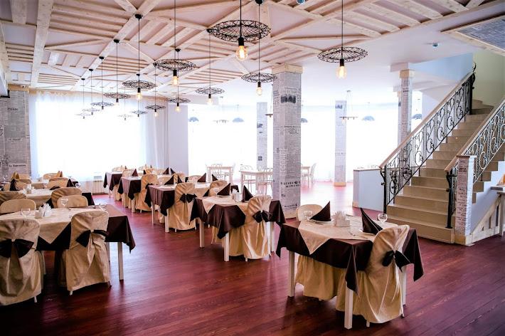 Фото №5 зала Зал на 2 этаже