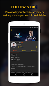 OPENREC.tv -Gaming Videos&Live screenshot 3