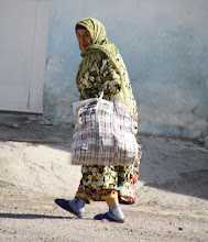 Photo: Day 164 - Old Lady in Bukhara