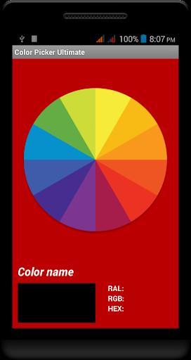 Color Picker Ultimate