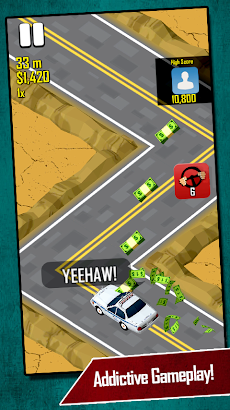 Cash Or Crash: Getaway Drive screenshot