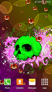 Skulls Live Wallpapers Apk 3