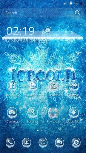 얼음 냉각